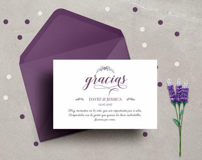 linda-tarjeta-agradecimiento-boda 2020