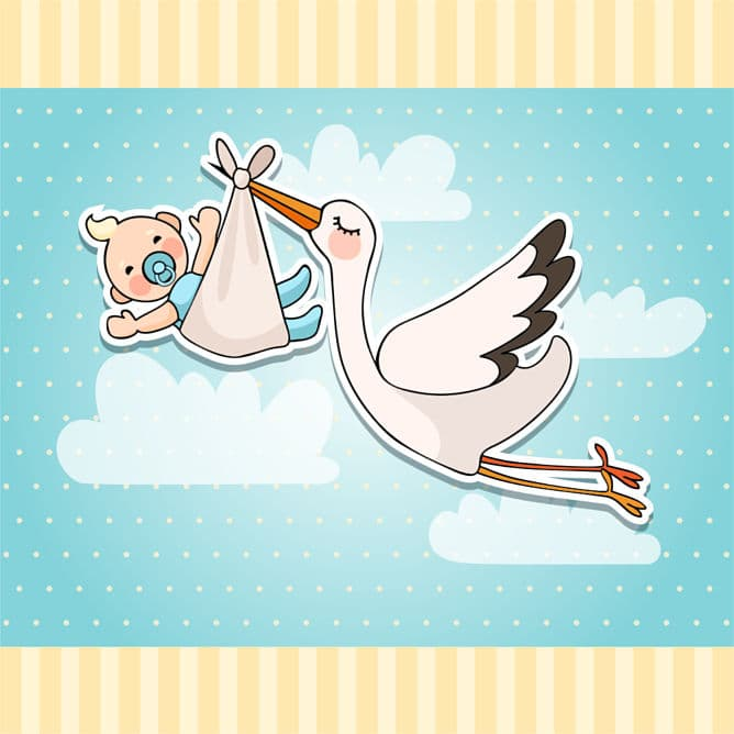 palabras de agradecimiento para el Baby-shower 2020