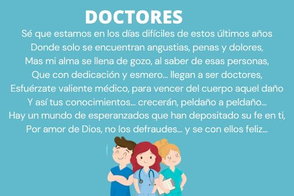 Poemas con terminología medica
