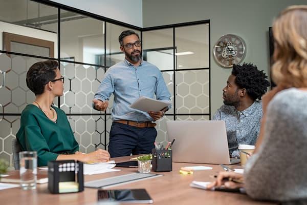 Ejemplos de mensajes o Palabras de agradecimiento a un jefe