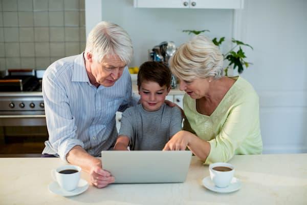Agradecimientos de tesis para tus abuelitos
