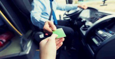 Agradecimientos a los trabajadores de transporte público MODERNO